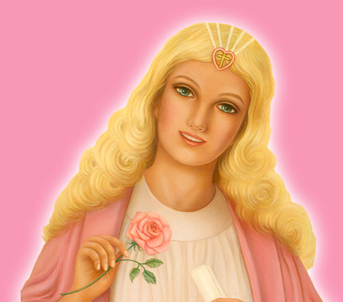 Ascended Master Lady Nada