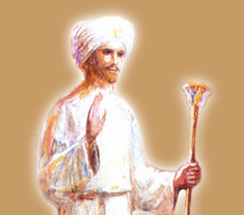 Ascended Master Serapis Bey